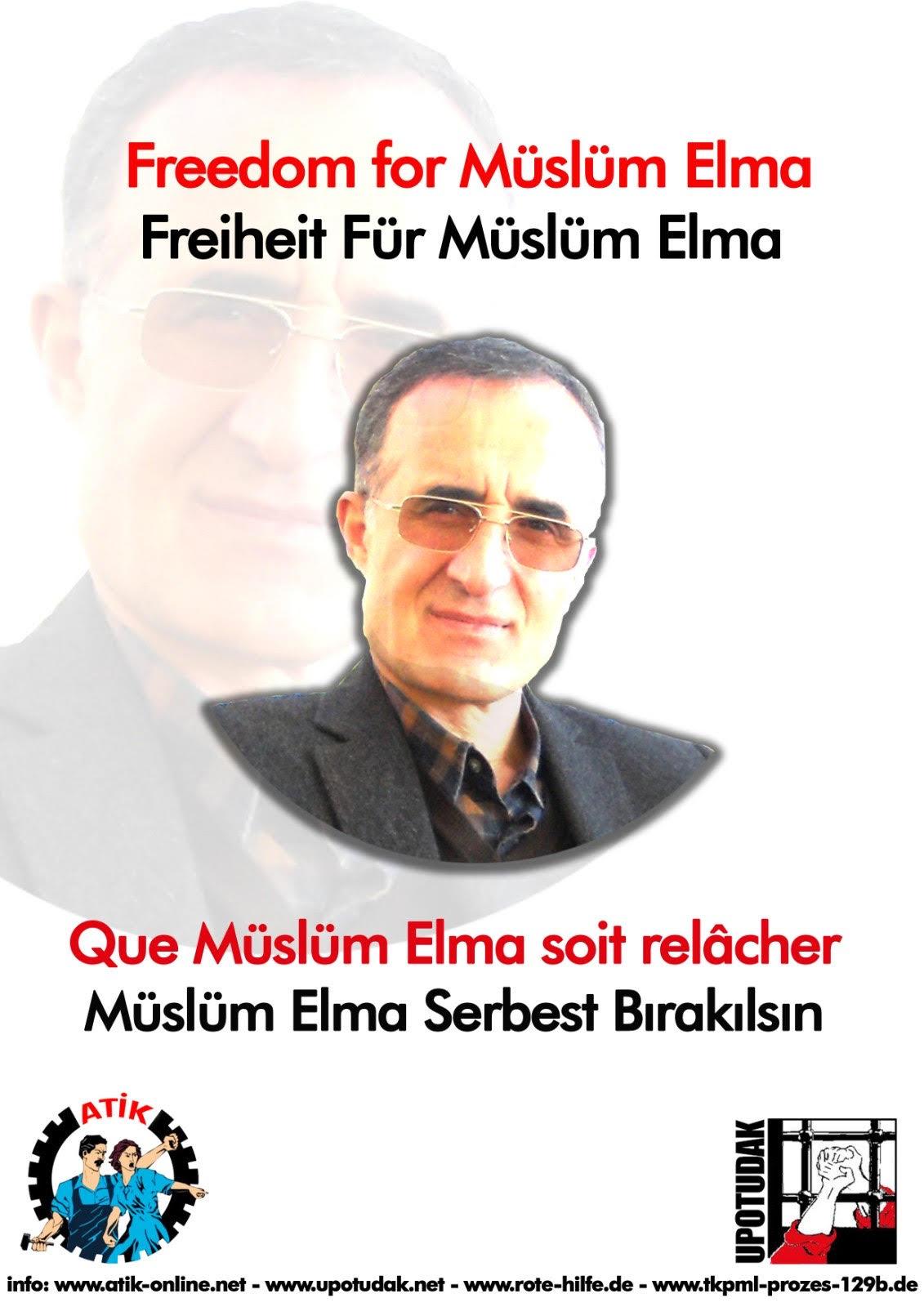 Freedom-Freiheit-Müslüm-Elma
