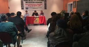 """""""ATİK Aktivistlerine Yönelik Tutuklamalar ve 129a/b maddeleri gerçekliği"""" konulu panel Hamburg'ta Yapıldı!"""
