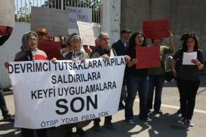 Gebze Kadın Kapalı Hapishane'de hak gaspları sürüyor!