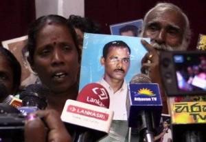 Tamil Tutsaklar açlık grevlerine devam ediyor!